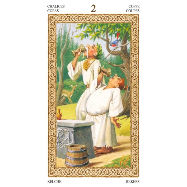 Tarot of Druids 1