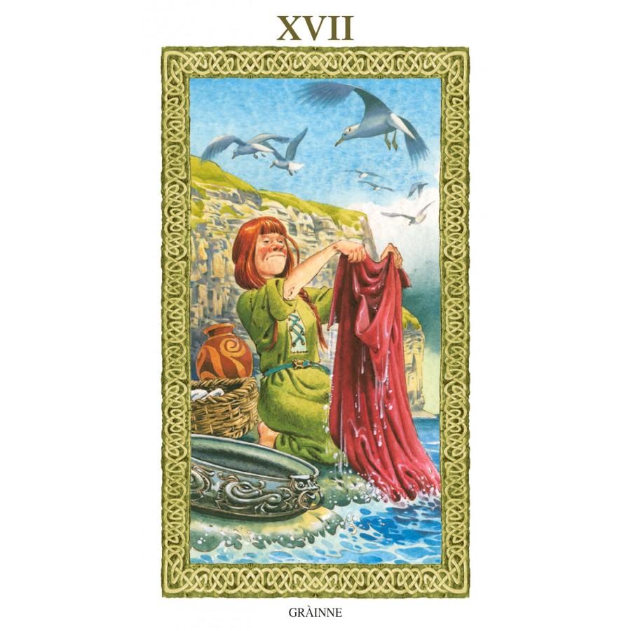 Tarot of Druids 10