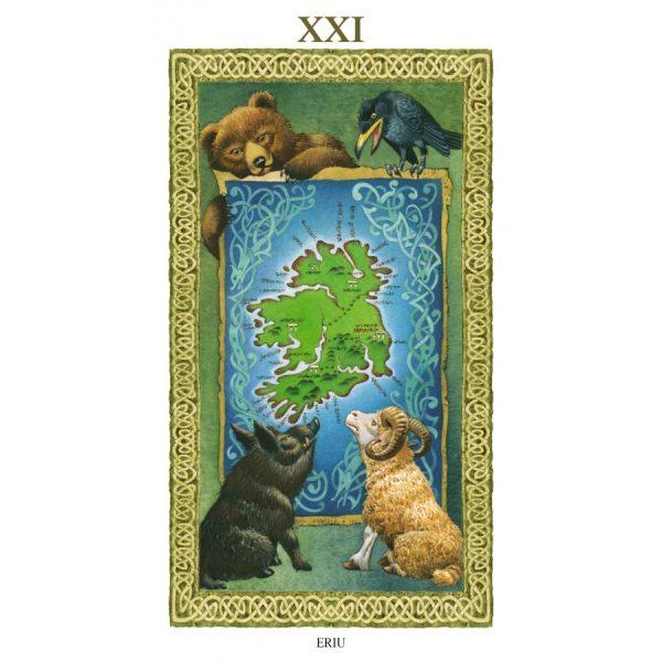 Tarot of Druids 11