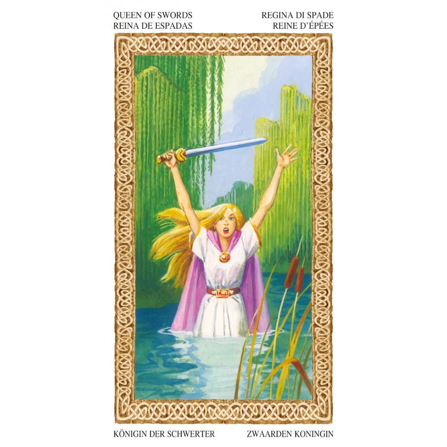 Tarot of Druids 4