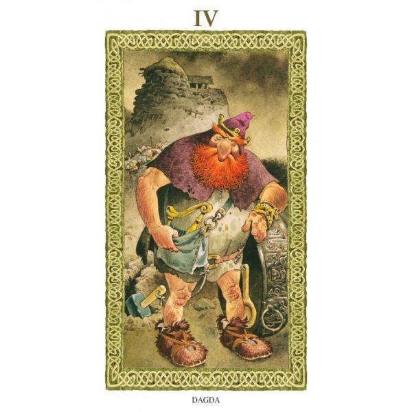 Tarot of Druids 6