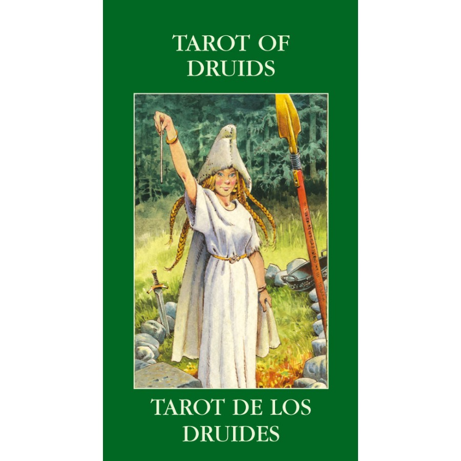 Tarot of Druids 7