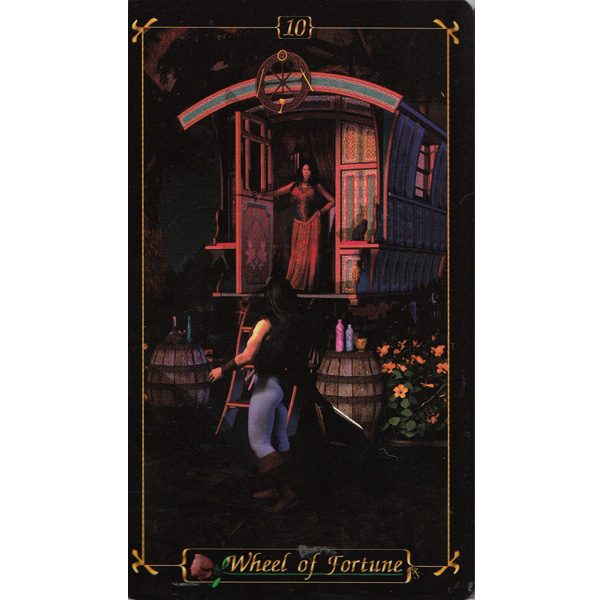 Tarot of Heroes 3