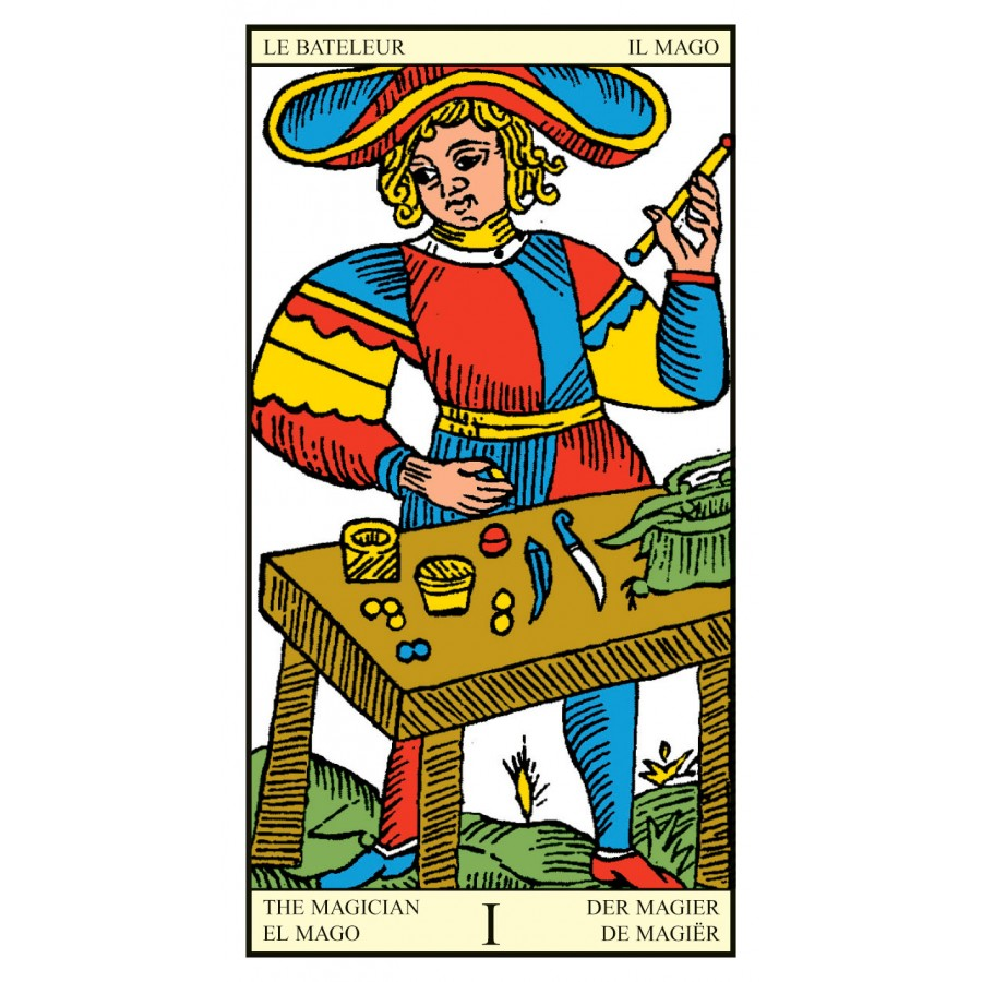 Tarot of Marseille 1