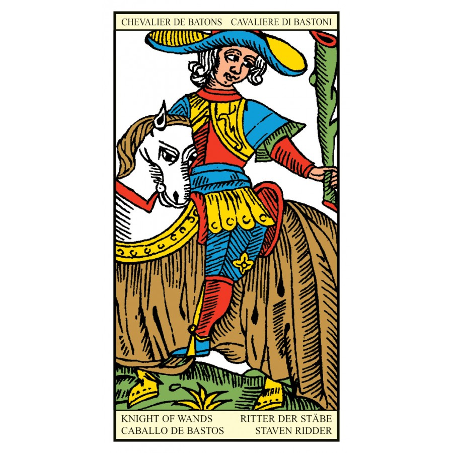 Tarot of Marseille 10