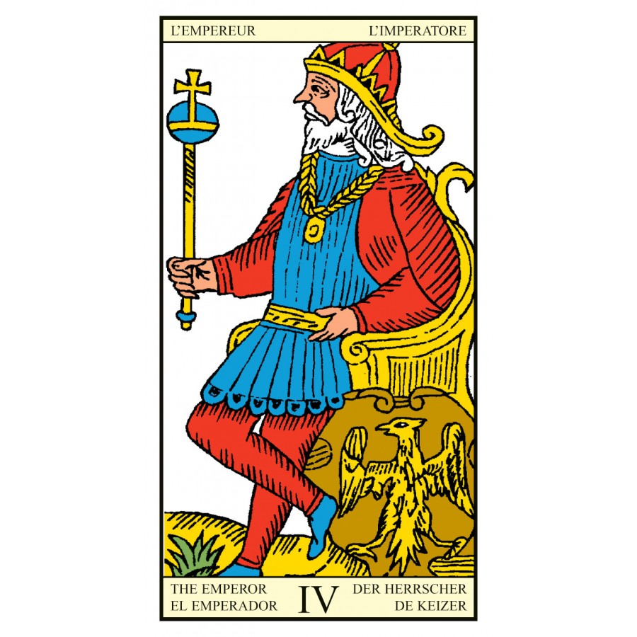 Tarot of Marseille 2