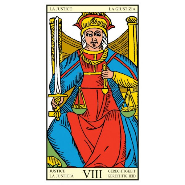 Tarot of Marseille 3