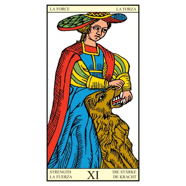 Tarot of Marseille 4