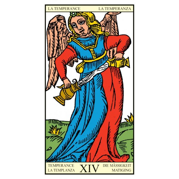 Tarot of Marseille 5