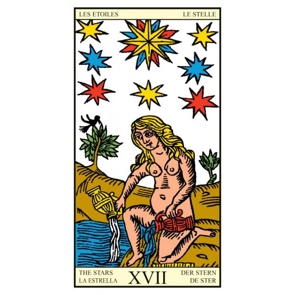 Tarot of Marseille 6