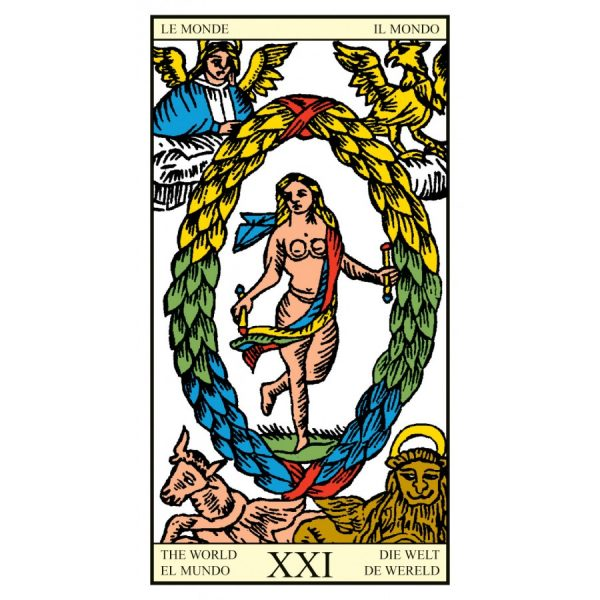 Tarot of Marseille 7