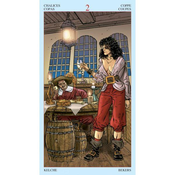 Tarot of Pirates 1