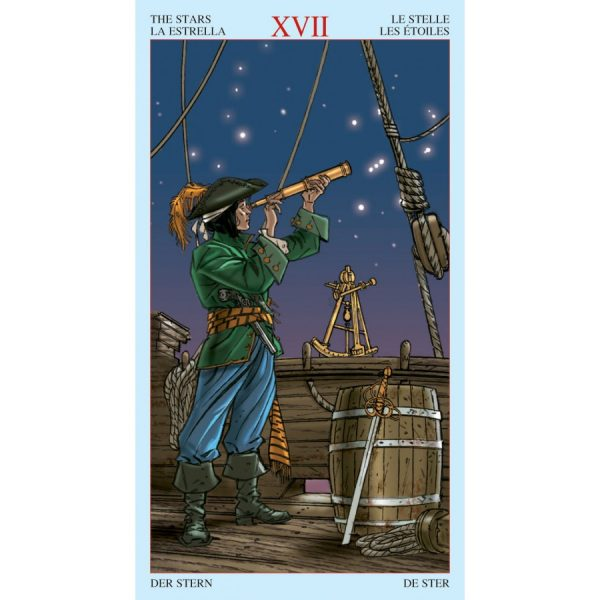 Tarot of Pirates 10
