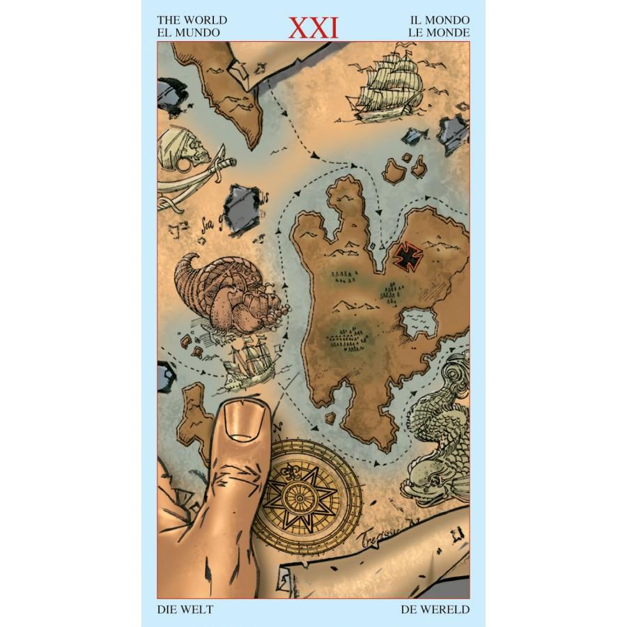 Tarot of Pirates 11