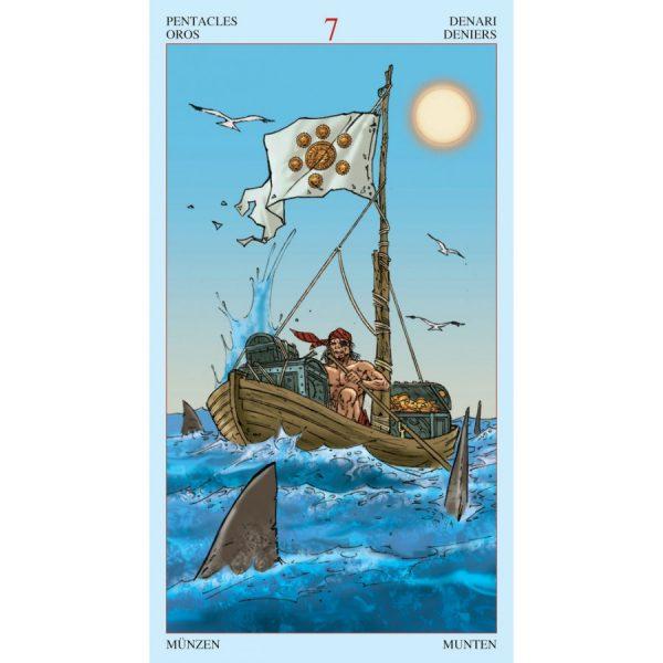 Tarot of Pirates 2
