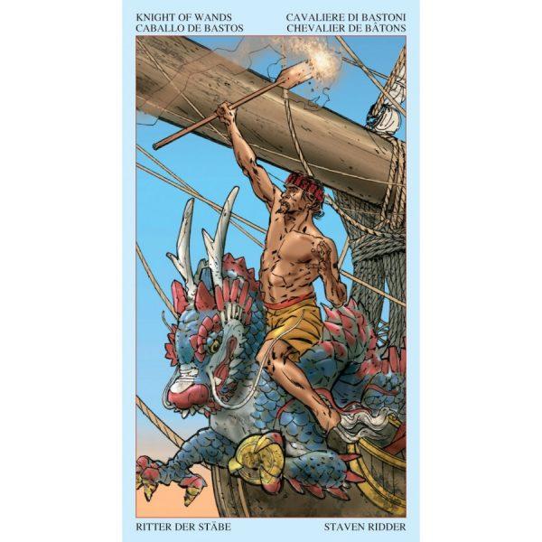 Tarot of Pirates 3