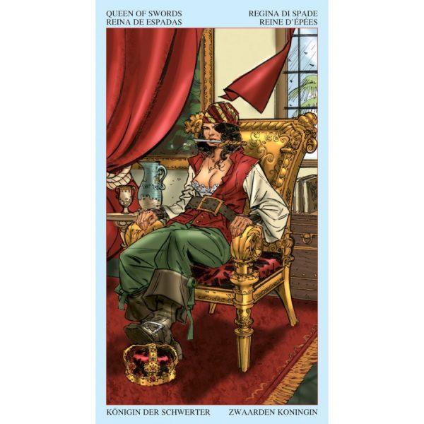 Tarot of Pirates 4