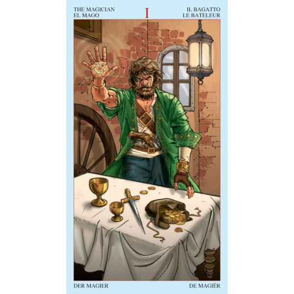 Tarot of Pirates 5