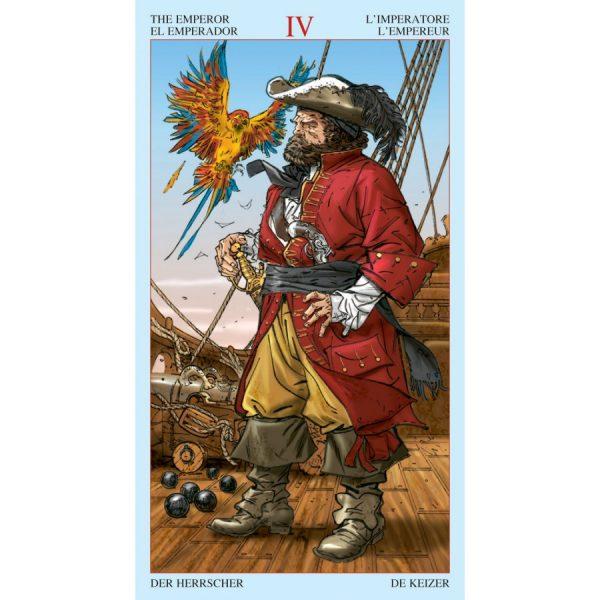 Tarot of Pirates 6