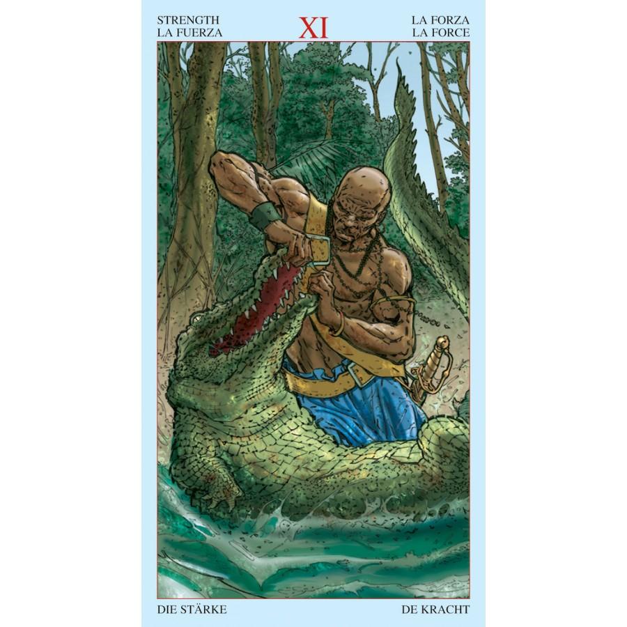 Tarot of Pirates 8