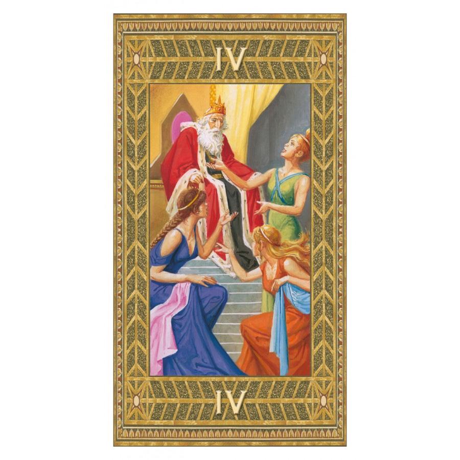 Tarot of Princesses 4