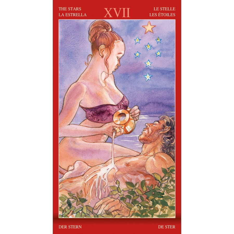 Tarot of Sexual Magic 10