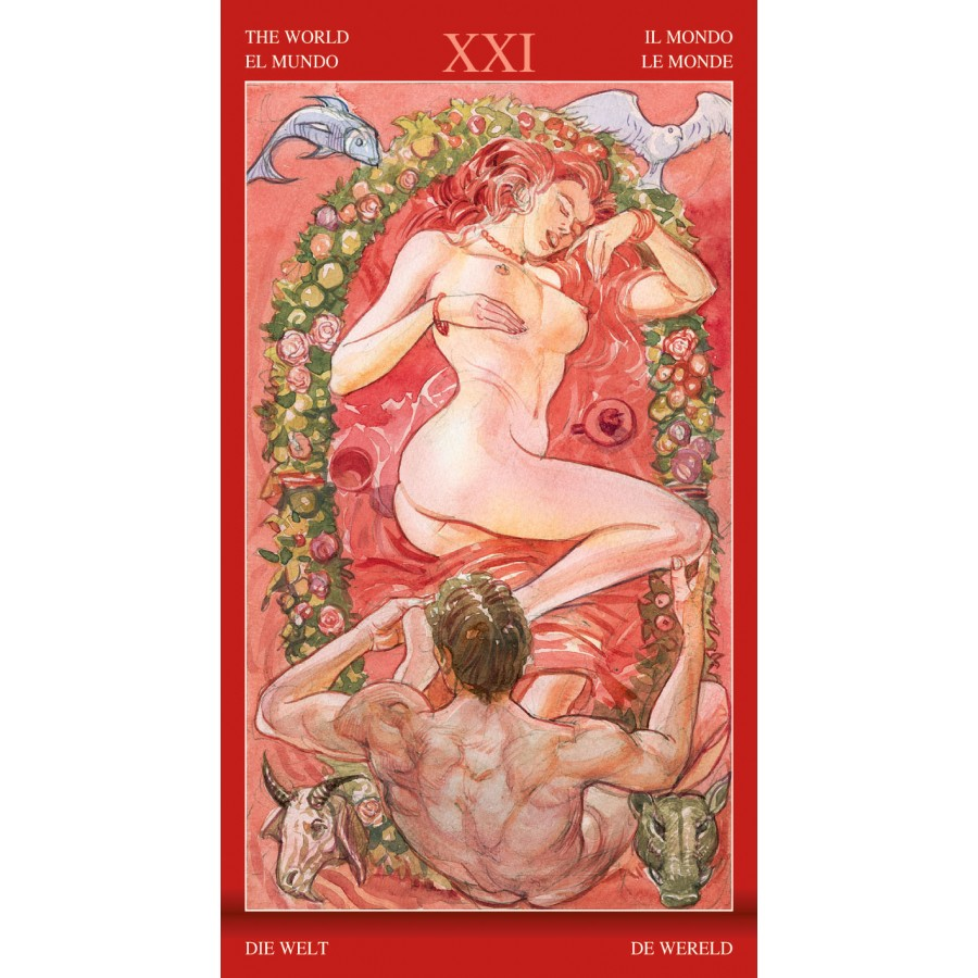 Tarot of Sexual Magic 11