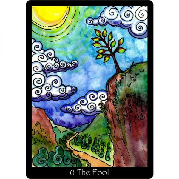 Tarot of Trees 1