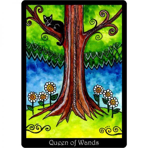 Tarot of Trees 4