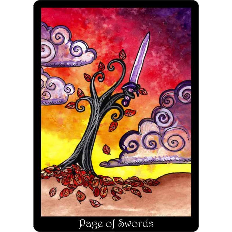 Tarot of Trees 5