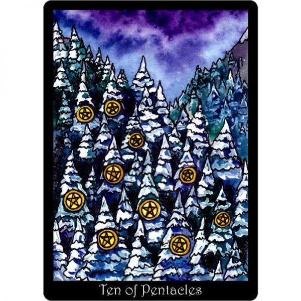Tarot of Trees 6