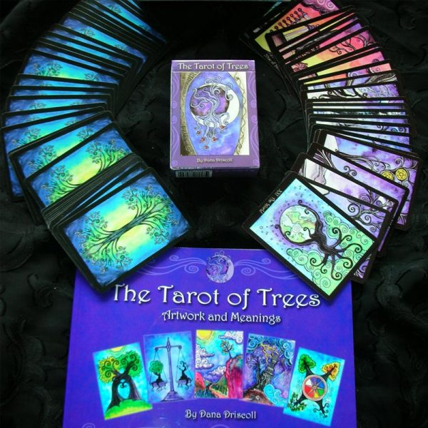 Tarot of Trees 7
