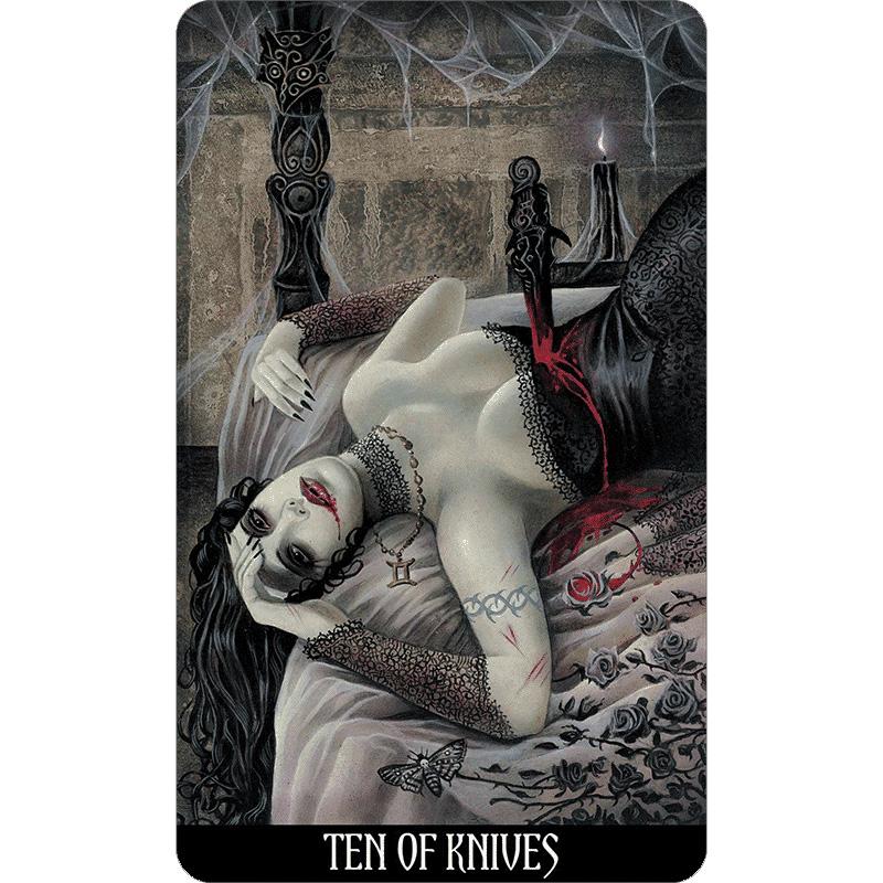Tarot of Vampyres 4