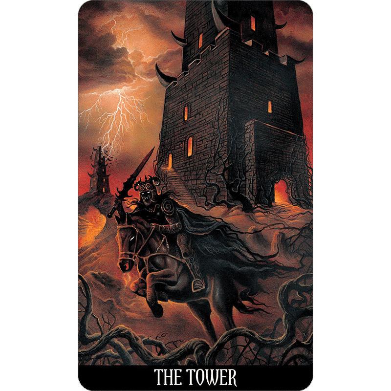 Tarot of Vampyres 6