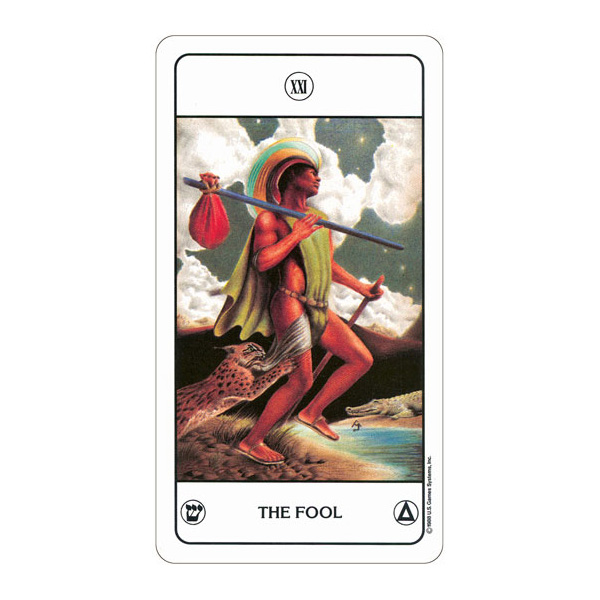 Tarot of the Ages 1