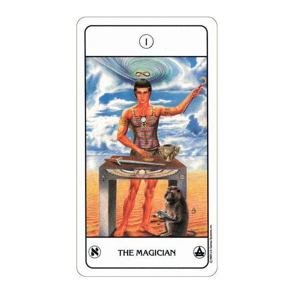 Tarot of the Ages 2