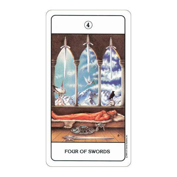 Tarot of the Ages 5