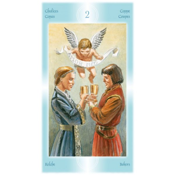 Tarot of the Angels 1