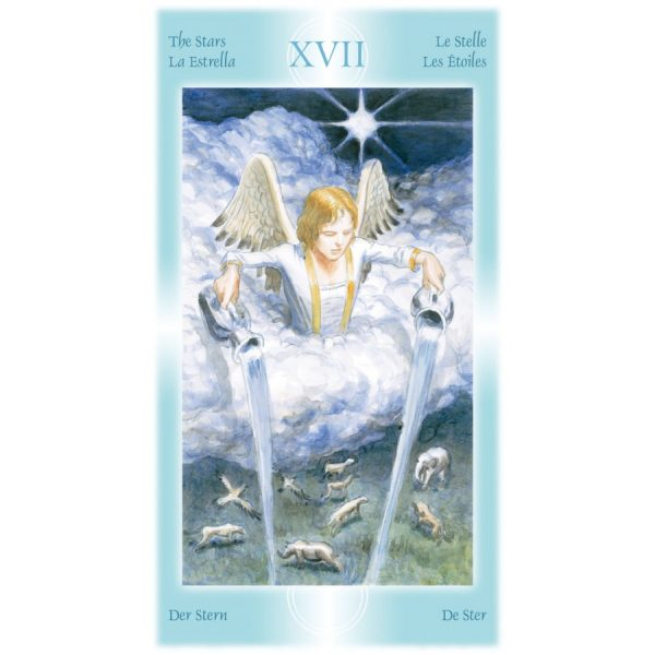 Tarot of the Angels 10