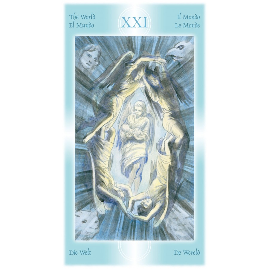 Tarot of the Angels 11