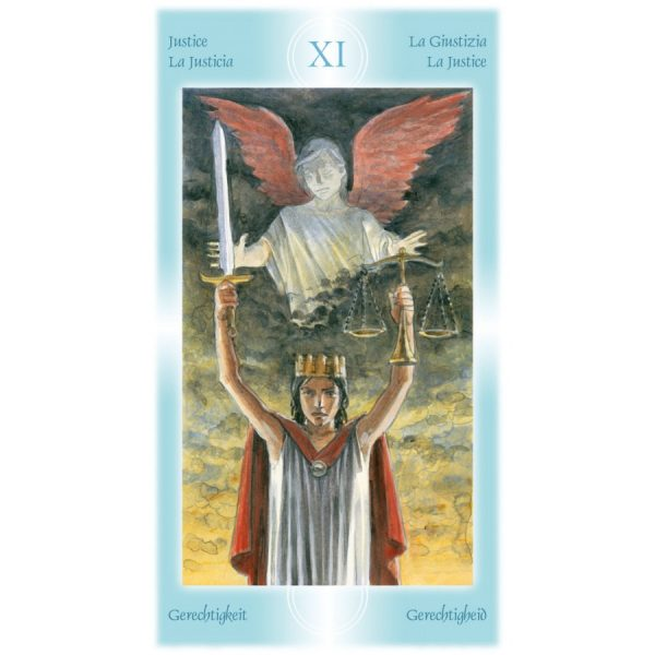 Tarot of the Angels 8