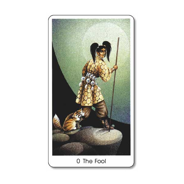 Tarot of the Cat People 1