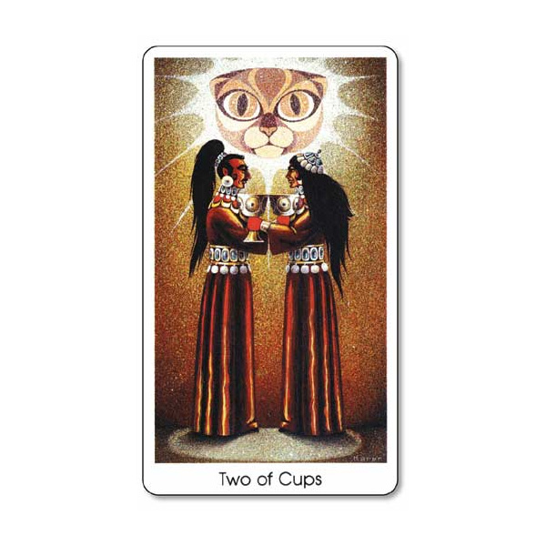 Tarot of the Cat People 5