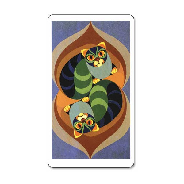 Tarot of the Cat People 6