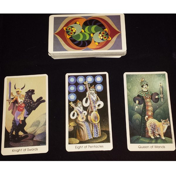 Tarot of the Cat People 7