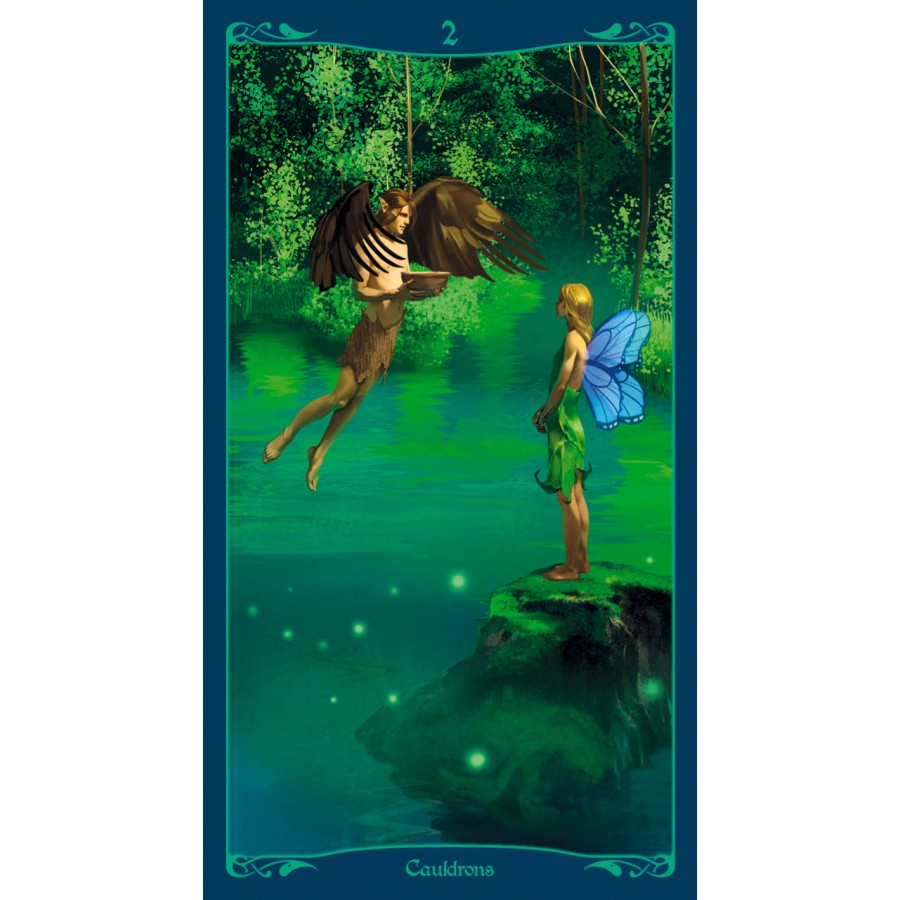 Tarot of the Celtic Fairies 1