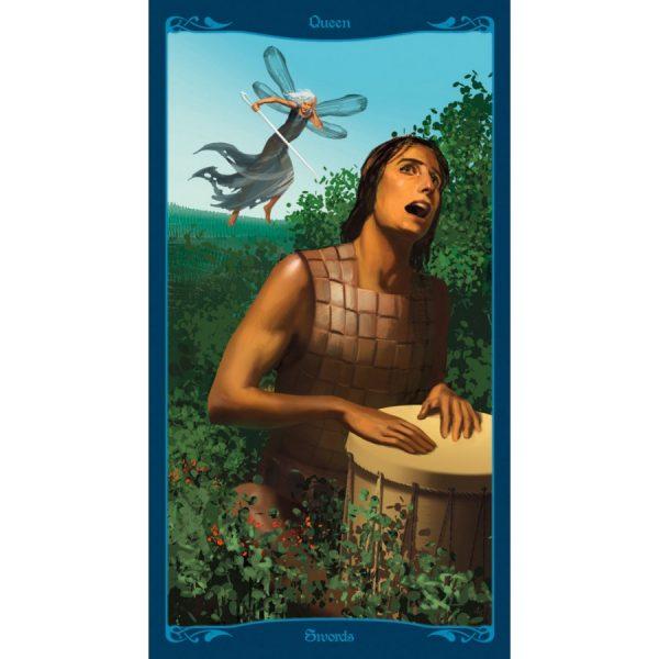 Tarot of the Celtic Fairies 4