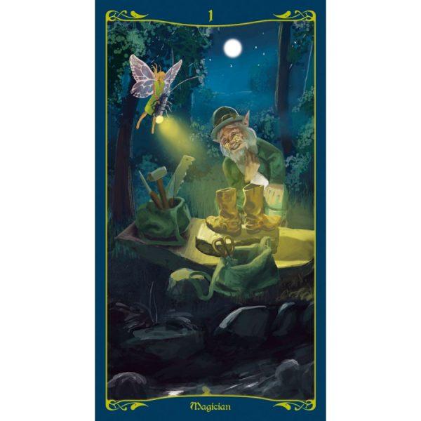 Tarot of the Celtic Fairies 5