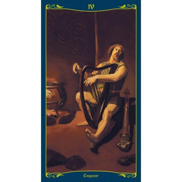 Tarot of the Celtic Fairies 6