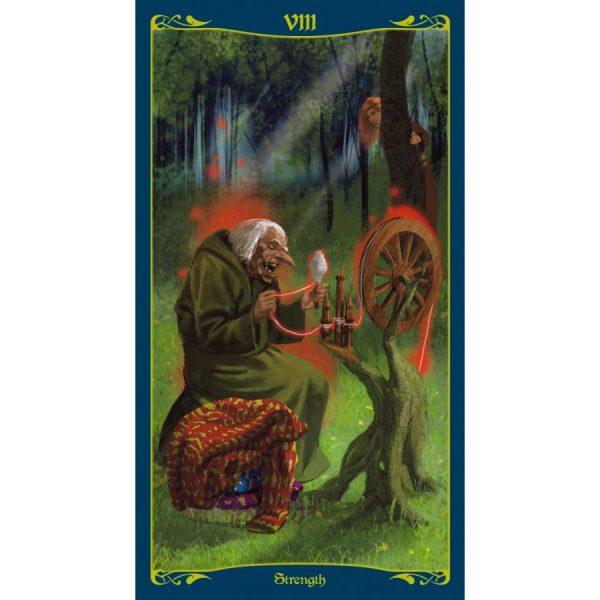 Tarot of the Celtic Fairies 7